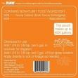 Описание удобрения NPK Yucca RAW 57 g
