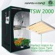 Описание светильника Mars Hydro TSW 2000W