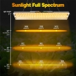 Описание светодиодного светильника Mars Hydro TSL 2000W