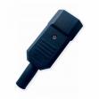 Разъем-вилка IEC папа C14 без провода