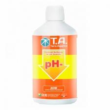 Регулятор кислотности GHE pH Down