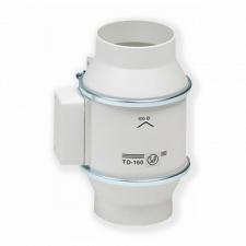 Канальный вентилятор S&P TD 160/100 N-Silent