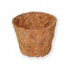 Кокосовый горшок - вкладыш d-8 см