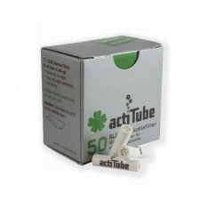 Угольные фильтры Actitube Slim 50 шт