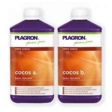 Удобрение Plagron Cocos A+B