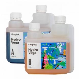 Удобрение Simplex Hydro Vega A + B 500 мл