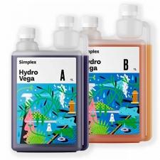 Удобрение Simplex Hydro Vega A + B 1 литр