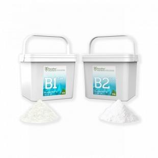 Минеральные удобрения FloraFlex Bloom Combo B1 + B2 4.5 кг