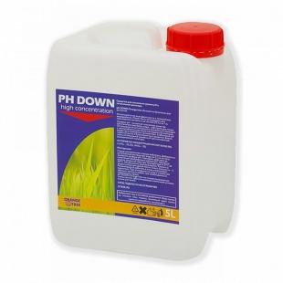 Регулятор кислотности Orange Tree pH Down 5 л