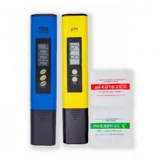 Набор приборов для измерения pH и TDS