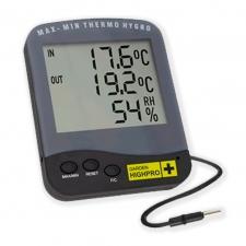 Гигрометр с термометром HYGROTHERMO PREMIUM