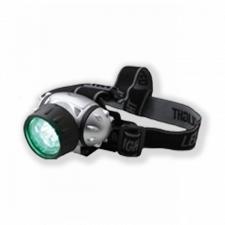 Фонарь 7 LED зеленый Elektrox