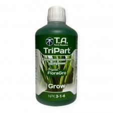 Удобрение Terra Aquatica TriPart Grow