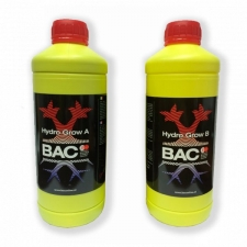 Удобрение BAC Hydro Grow A + B 0.25 | 0.5 | 1 | 5 л