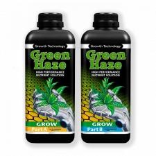 Удобрение Green Haze Grow A + B 1 | 5 | 20 л