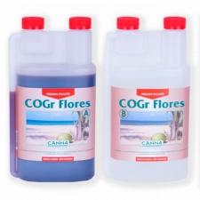 Удобрение CANNA Cogr Flores A + B 1 л