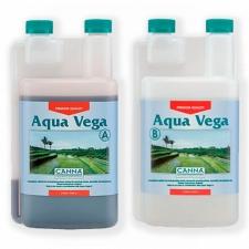 Удобрение CANNA Aqua Vega A + B 1 | 5 л