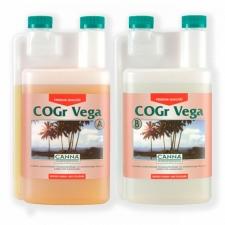Удобрение CANNA Cogr Vega A + B 1 л