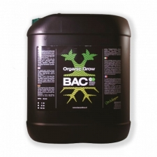 Удобрение BAC Organic Grow 5 л