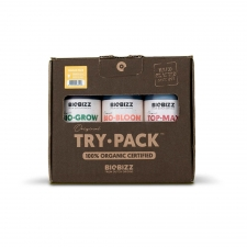 Набор удобрений и добавок BioBizz Try-Pack